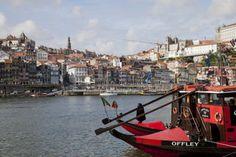 Douro Portugal Stock Photo