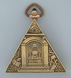 Vintage Masonic Pocket Watch, Seal, and Ring.