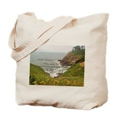 Love Notes To The Beach Shift My Tote Bag