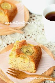 dailydelicious thai: Very Banana Cake: For banana lover like me