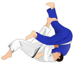 Judo Illustration on Behance Jiu Jitsu Moves, Jiu Jitsu Gi, Ju Jitsu, Olympic Judo, Carlos Gracie, Jiu Jitsu Techniques, Ab Day, Miyamoto Musashi, Martial Arts Techniques