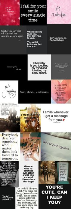 25 Adorable, Flirty, Romantic And Sexy Love Posters — Style Estate