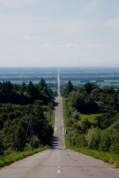 Shiretoko Shari-Cho. Country Roads, Landscape, Places, Photography, Travel, Bridge, Shiretoko, Photos, Hokkaido