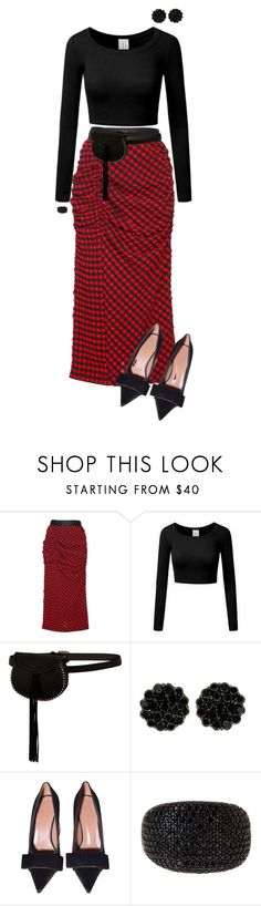 """""""Bri"""" by ccoss ❤ liked on Polyvore featuring Rachel Comey and River Island"""