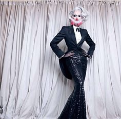 RuPaul's Makeup Artist Is Phenomenal Mathu Andersen – Color Pop in Drag More Drag Queen Kim Chi SharesDrag Queen Kim Chi CreateHow To Look Younger With Drag Queens, Cabaret, Cow Eyes, Drag Wigs, Drag Queen Makeup, Frack, Rupaul Drag, Club Kids, Save The Queen