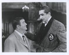 Lou Costello Bela Lugosi