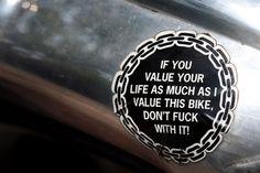 New York Bikers by The New Cruelty , via Behance