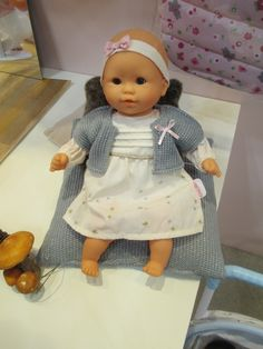 I took this picture of Corolle's Bebe Calin Christmas Tales at Toy Fair New York. It's a beautiful doll and it just won a Mom's Choice Award. Christmas Tale, Toy Display, Choice Awards, Beautiful Dolls, York, Summer Dresses, Pictures, Fashion, Bebe