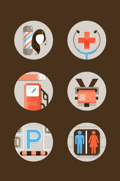 Icons of the week Ui Design, Icon Design, Design Ideas, Graphic Design, Baby Icon, Pictogram, Bmw Logo, Something To Do, Shots