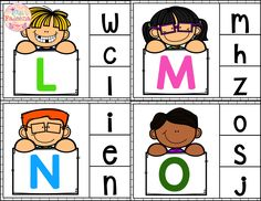 Free Alphabet Clip Cards contains 26 alphabet clip cards. This product is suitable for pre-k and kindergarten students who are learning to identify and match alphabet letters. This product is also a great activity to developing letter recognition. Preschool | Preschool Clip Cards | Kindergarten | Kindergarten Clip Cards | Alphabet | Free Alphabet Clip Cards.