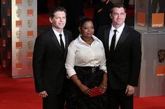 Octavia Spencer who played Minnie in 'The Help' - graced the Red carpet for the 2012 Orange British Academy Film Awards at London's Royal Opera House. London, UK. 12th February 2012  © David Mbiyu/Demotix/Corbis