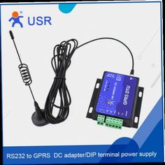 42.30$  Watch now - http://aliiz3.worldwells.pw/go.php?t=32660374425 - USR-GPRS232-720 Serial GPRS DTU RS232 to GSM Server Support GSM/GPRS/EDGE Network industrial automation  42.30$