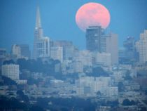 Super Moon 2012: Best photos from the US and around the world. Almost as good as the real thing... if you missed it like DC and Baltimore