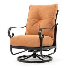 st augustine estate swivel club chair patio pinterest swivel