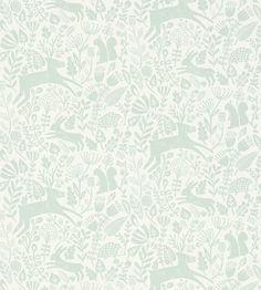 Kelda Wallpaper by Scion | Jane Clayton