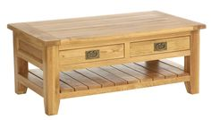 St. Helena Coffee Table