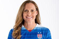 Christie Rampone 2015 FIFA Women's World Cup - U.S. Soccer