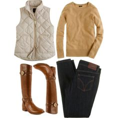 My best Winter and Fall Sets - Polyvore