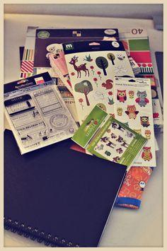 Craftee DIY Journal Supplies