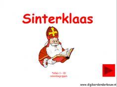 Digibord: Sinterklaas