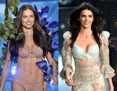 Here's How Adriana Lima Feels About Working With Kendall Jenner at the Victoria's Secret Fashion Show - E! Online Check more at http://anotherbeautifulthing.com/heres-how-adriana-lima-feels-about-working-with-kendall-jenner-at-the-victorias-secret-fashion-show-e-online/