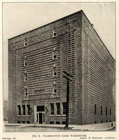 The Washington Park Warehouse, Chicago