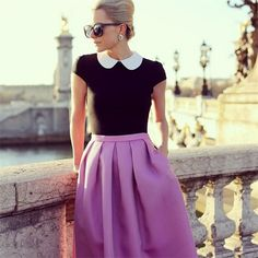 Fashion Inspiration | Instagram: Paris With Style