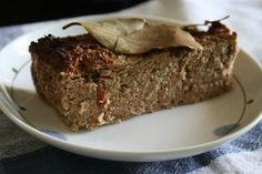 pain de viande Salty Cake, Le Diner, Main Meals, Meatloaf, Food, Poultry, Recipe, Kitchens, Meat Loaf