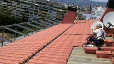 Luis Bassat Teja Mixta Basketball Court, Sports, Roof Tiles, Hs Sports, Sport