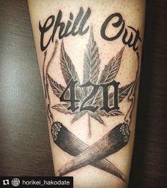 Find out Hot Marijuana tattoo ideas Weed Tattoo, Plant Tattoo, Finger Tattoos, Leg Tattoos, Body Art Tattoos, Sleeve Tattoos, Unique Tattoos, Small Tattoos, Clown Tattoo