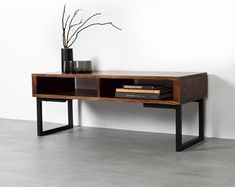 Solid Wood Furniture Designed And Made in the UK di TheUrbanEditions Wooden Crates Tv Stand, Crate Tv Stand, Shop House Plans, Shop Plans, Solid Wood Furniture, Furniture Design, Tv Stand Designs, Backyard Buildings, April Showers