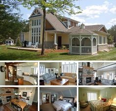 vacation rentals to book online direct from owner in . Vacation rentals available for short and long term stay on Vrbo. Cottage Rentals, Ideal Home, Places To Visit, Cabin, Vacation, Explore, Mansions, Pets, House Styles