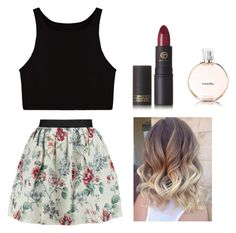 Classic summer sweetheart by sydneywalker322 on Polyvore featuring polyvore, fashion, style, Raoul, Lipstick Queen, Chanel and clothing