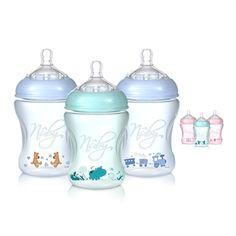 Nûby™ SoftFlex™ Natural Nurser™  - 3 pack