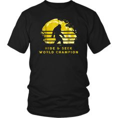 d2b1f83f 7 Best Hide and Seek World Champion T-Shirt images | Champion ...