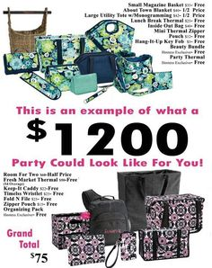 You have got to host a Thirty One party. Look what's in it for you! Even if you don't want to clean your house, you can have an online party! There's no excuse not to!  Need a catalog or wanna host an online party? Contact me by clicking through the image!