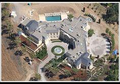 Yuri Milner's $100,000,000 Million Mansion