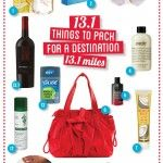 13.1 things to pack for a destination 13.1 miles