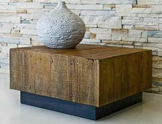 Leblon Coffee Table Peroba | Environment FurnitureEnvironment Furniture