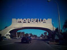 Marbella in Málaga, Andalucía