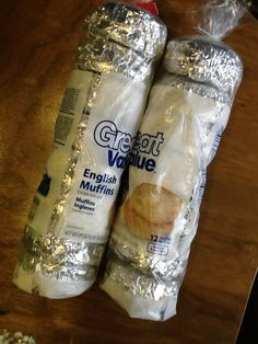 Exploring Domesticity: Frozen breakfast sandwiches to last 3 weeks!