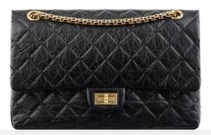 454eec810c6d Chanel Reissue 2.55 Flap Bag - There's no other way to start this list. In