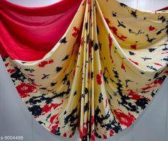 Sarees RekhaManiyar Hina Trendy Japan Satin Printed Women's Sarees Saree Fabric: Japan Satin Blouse: Running Blouse Blouse Fabric: Japan Satin Border: Printed Multipack: Single Country of Origin: India Sizes Available: Free Size   Catalog Rating: ★4.2 (24963)  Catalog Name: Hina Trendy Japan Satin Printed Women'S Sarees Vol 13 CatalogID_535145 C74-SC1004 Code: 684-9004498-2121