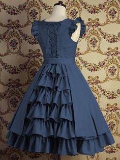 Mary Magdalene jumper skirt #lolita