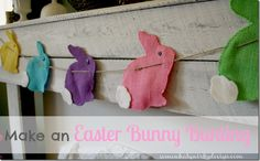 Easter Craft Ideas - It All Started With Paint