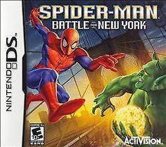 Spider-Man Origins: Battle for New York (Nintendo DS) Nintendo Ds, Nintendo Game Boy Advance, Game Spider Man, Uggs, Man Games, Mega Man, News Games, Yorkie, Battle