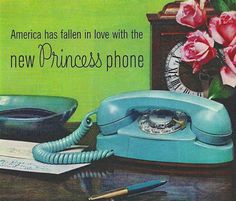 Bell Telephone System, 1961  ad detail
