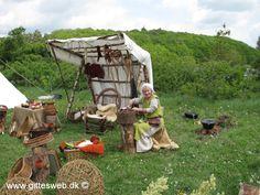 Pileflet, middelaldermarked på www.gittesweb.dk