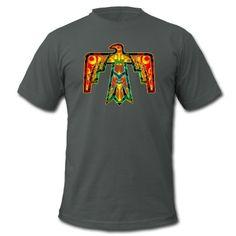 Sacred Thunderbird - Power & Strength T-Shirt   Spreadshirt   ID: 22165699