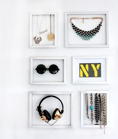 I Spy DIY: DIY HOME | Jewelry Storage